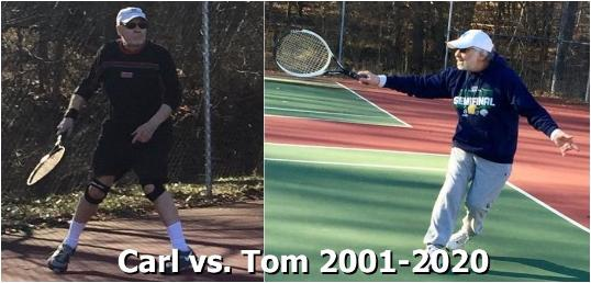 Carl vs. Tom 2001-2020