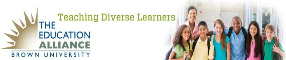 Teaching Diverse Learners | Brown University
