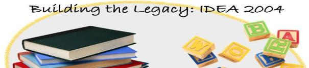 Building the Legacy:  IDEA 2004