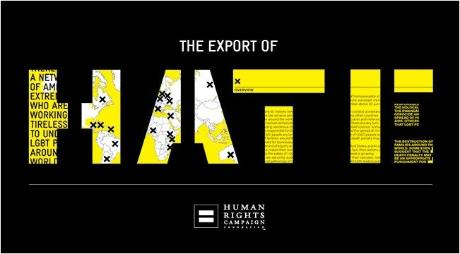 The Export of HATE