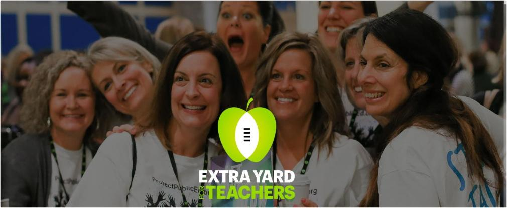 Extra Yard for Teachers