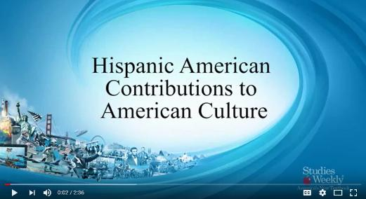 Hispanic American Contributions to American Culture