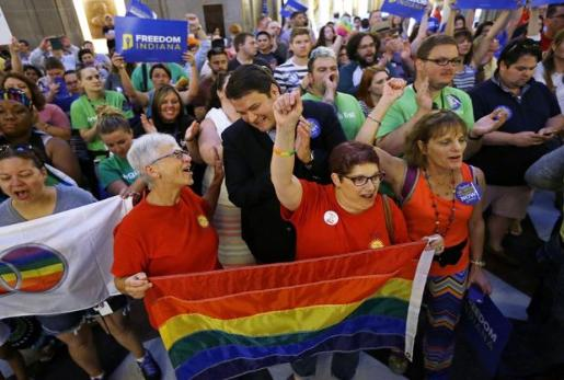Polls find majority of Hoosiers support LGBT civil rights