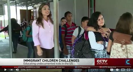 Immigrant Children Challenges