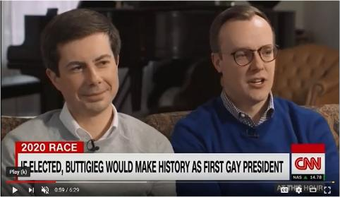 Pete Buttigieg | Cute Gay Moments