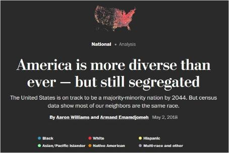 The Washington Post:  Segregation