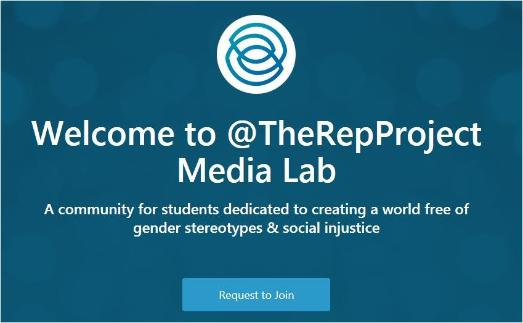 @TheRepProject Media Lab