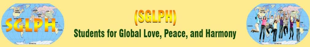 Students for Global Love, Peace, and Harmony