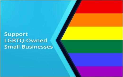 Support LGBTQ-Owned Small Businesses