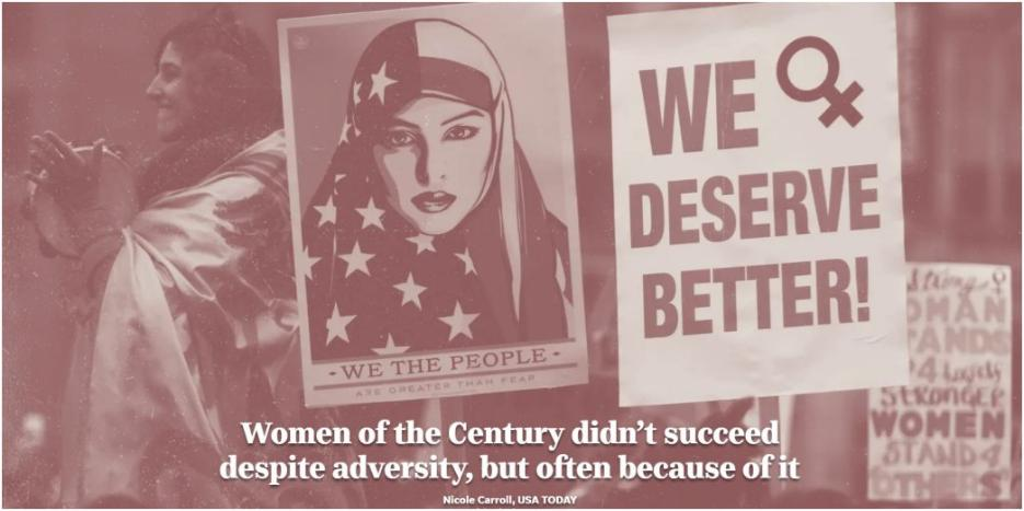 Women of the Century | USA Today